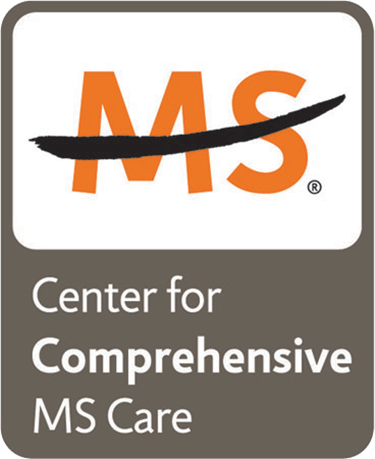 Badge for the Center for Comprehensive MS Care
