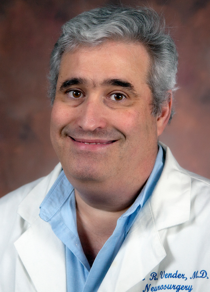 John Richard Vender, MD