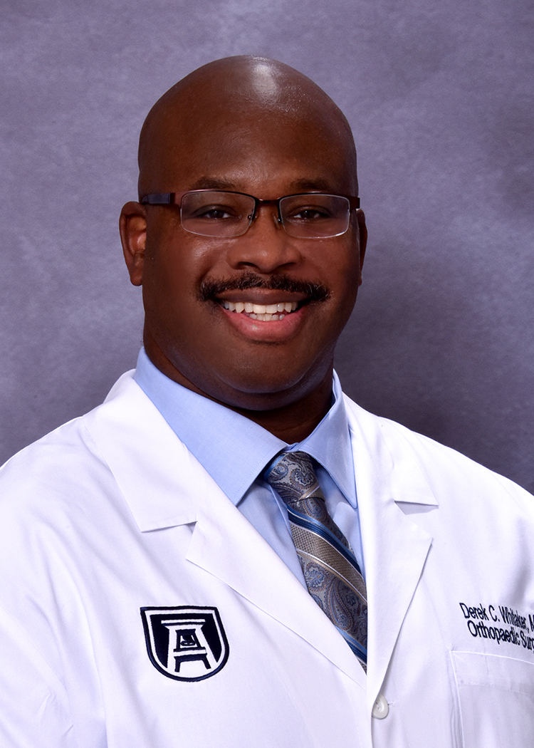 Derek C. Whitaker, MD